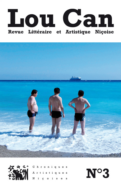 La couverture du Lou Can 3 est illustrée par une photographie de Hugues Lagarde.