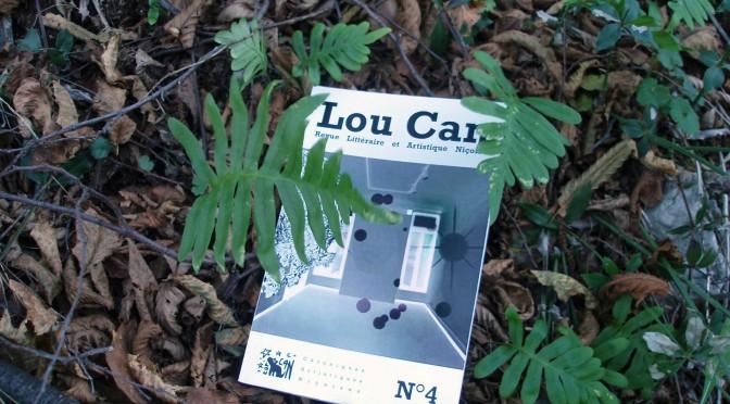 La revue Lou Can – Chroniques Artistiques Niçoises, un nouvel éditeur pour les auteurs