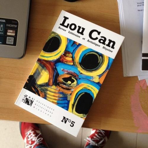 Bon à tirer revue Lou Can numéro 5