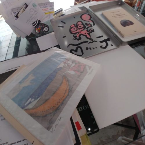 Le Journal d'une exposition