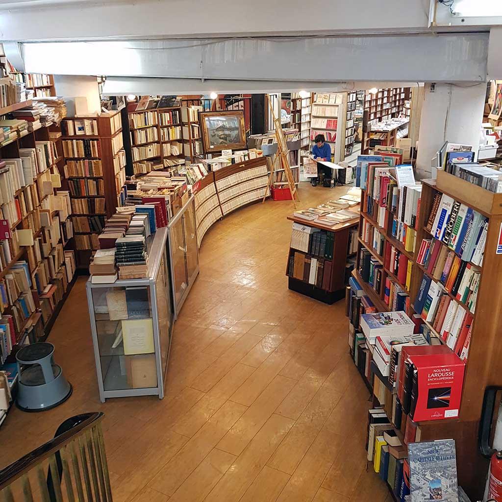 Librairie le Brouillon de Culture
