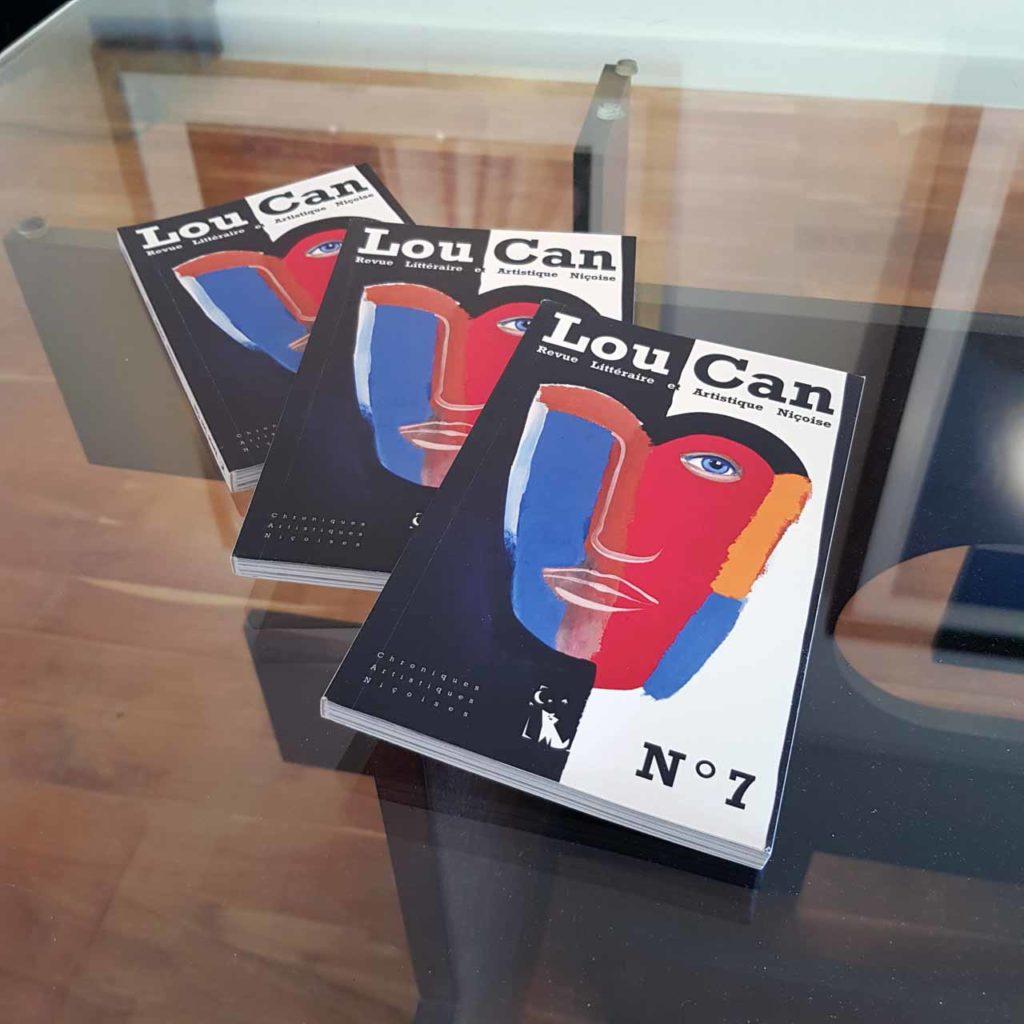 La revue Lou Can à la Ferus Gallery